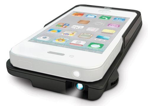 3M PS4100 Projecteur Coque iPhone 4 et 4S