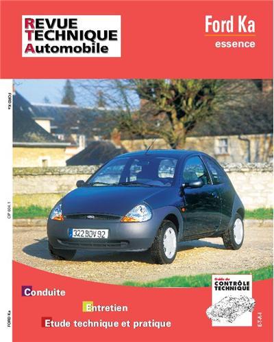Revue technique automobile 604.1 Ford Ka essence