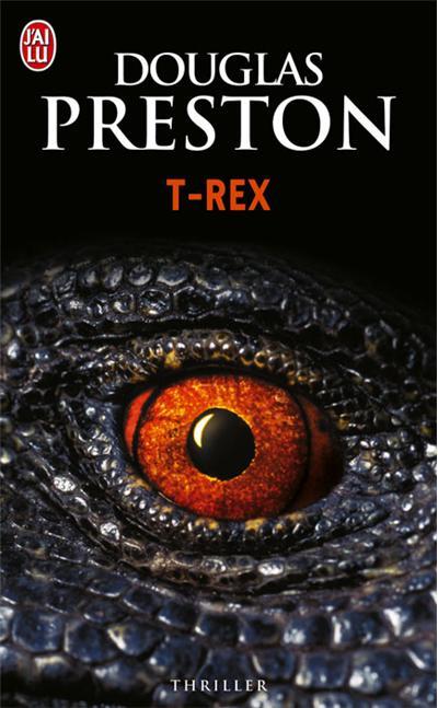 T-Rex De Douglas Preston
