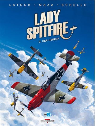 Lady Spitfire T02 Der Henker