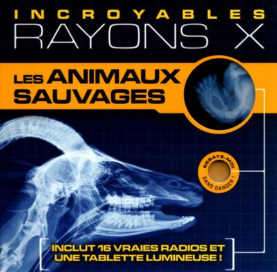 Les animaux sauvages - incroyables rayons X