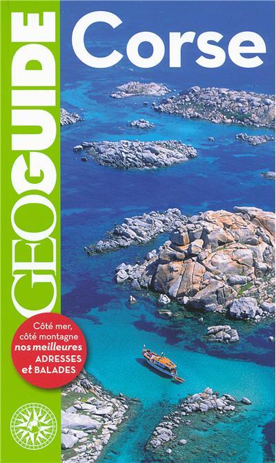 Géoguide Corse