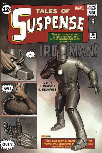 Iron-man integrale 1963-1964 ed collector