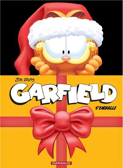 Garfield s'emballe