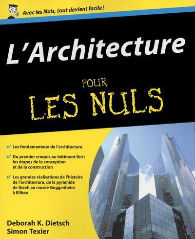 Pour les Nuls -  : Architecture Pour les nuls