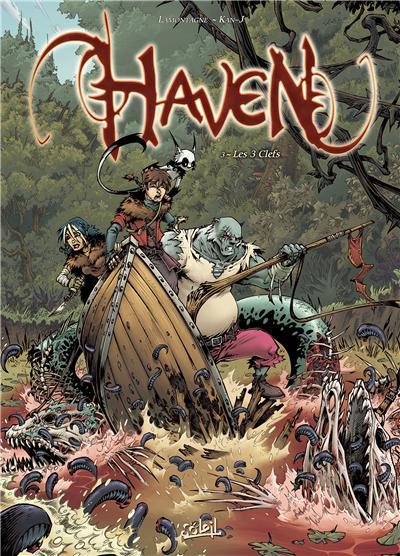 Haven T3 - Les Trois Clefs