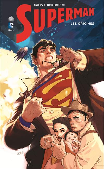 Superman, les origines