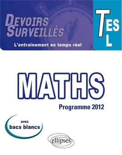 Mathématiques Term ES, L