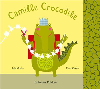 Camille crocodile