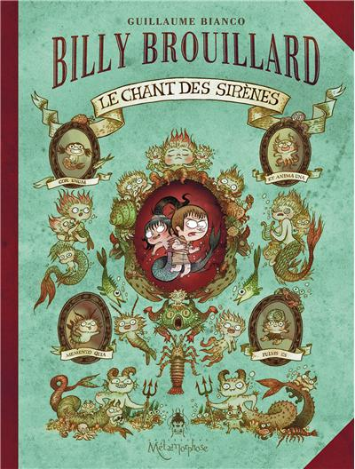 Billy Brouillard - tome 3 - Le Chant Des Sirenes