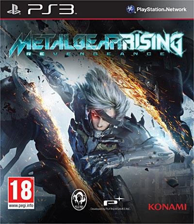 Metal Gear Rising - Revengeance - PlayStation 3