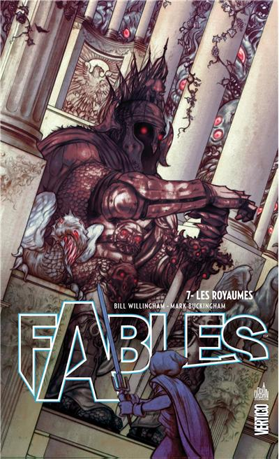 Fables - Tome 7 : Les royaumes
