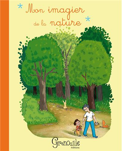Mon imagier de la nature - Collectif (Auteur)