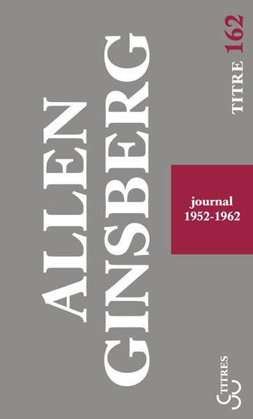 Journal, 1952-1962