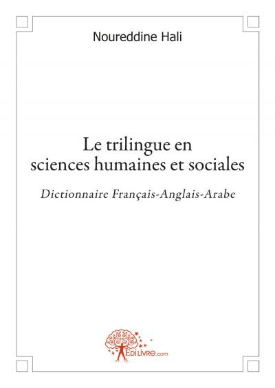 Le trilingue en sciences humai