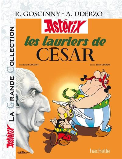 Astérix La Grande Collection - Les Lauriers de César
