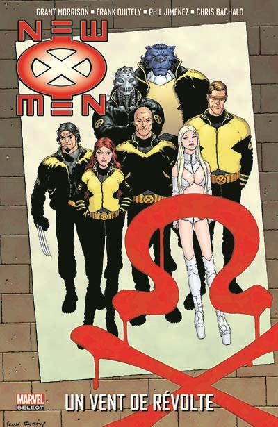 New X-men T03 : Planète X
