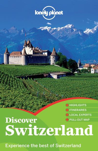 Discover Switzerland 1ed -anglais-