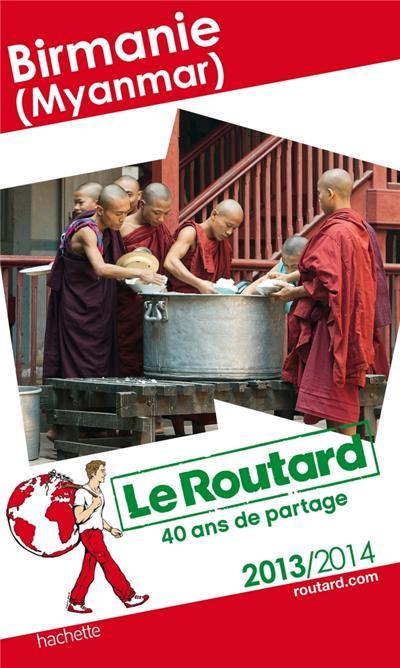Le Routard Birmanie