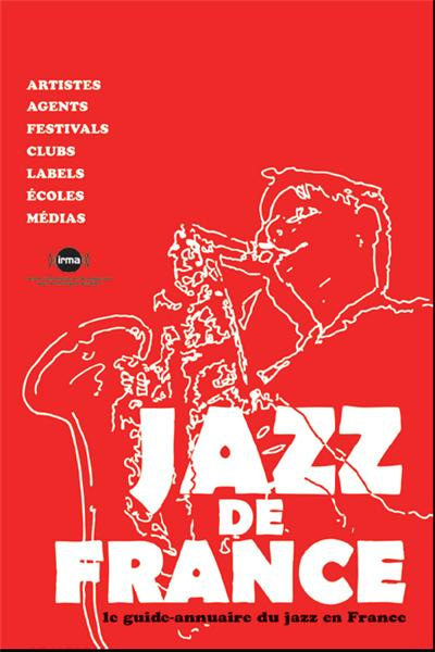 Jazz de France, le guide annuaire du jazz en France