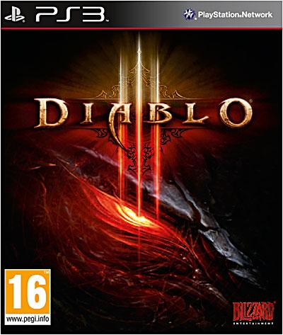 Diablo 3 PS3 - PlayStation 3