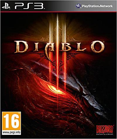 Diablo 3 PS3 - PlayStation 3