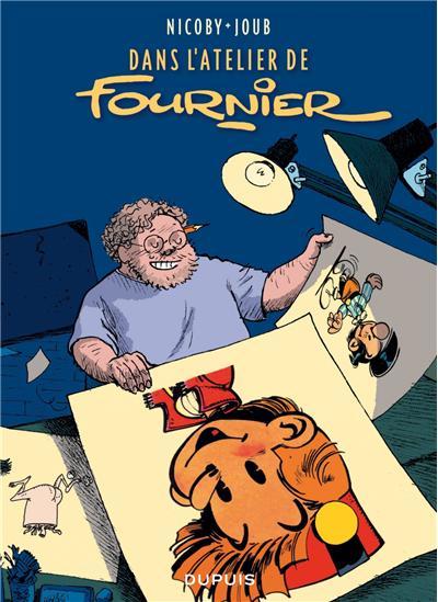 Dans l'atelier de Fournier - Dans l'atelier de Fournier