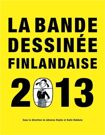 La Bande Dessinee Finlandaise 2013