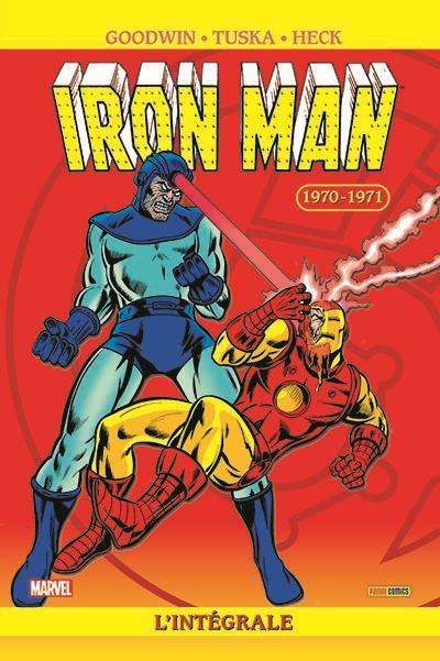 Iron man integrale t06 1970-1971