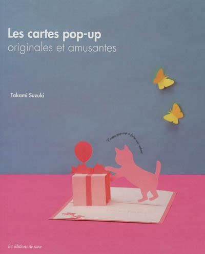 Les cartes pop-up originales et amusantes