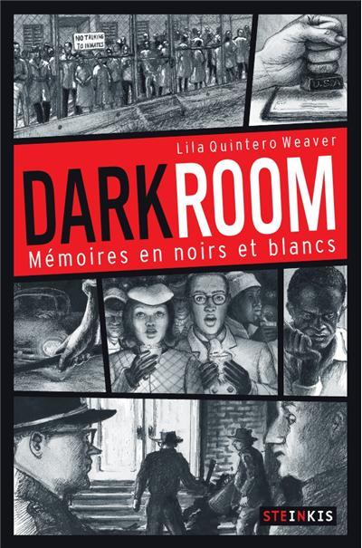 Darkroom, mémoires en noirs et blanc