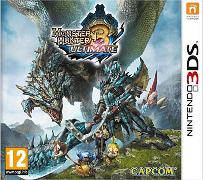 Monster Hunter 3 - Ultimate - Nintendo 3DS