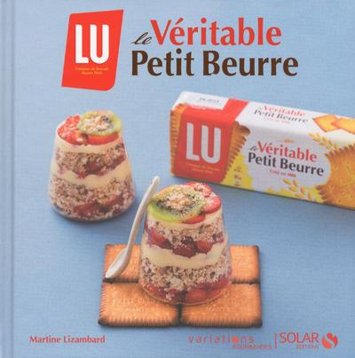Véritable Petit Beurre Lu - Variations gourmandes