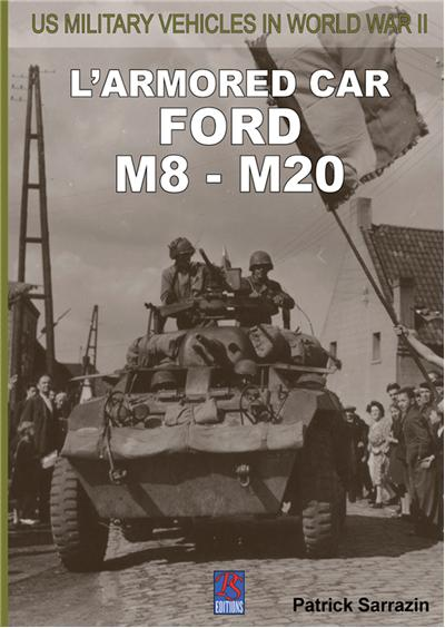 L'armored car Ford M8-M20