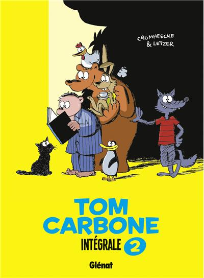 Tom Carbone - Intégrale volume 2