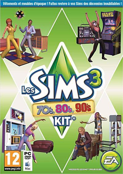 - SubTitle Kit additionnel pour le jeu Les Sims 3. Nécessite le jeu de base Les Sims 3 pour jouer. - Editeur Electronic Arts - Public