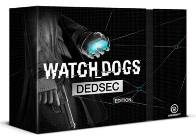 Watch Dogs DEDSEC Edition PS3 - PlayStation 3