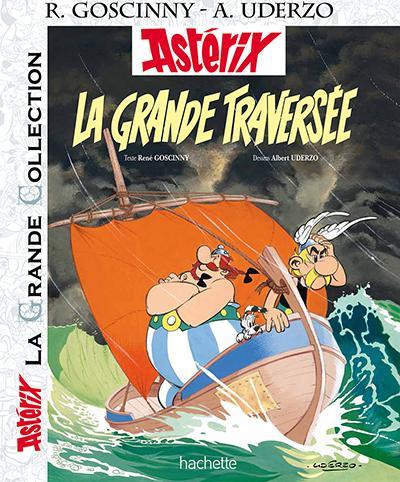 Astérix La Grande Collection - La grande traversée
