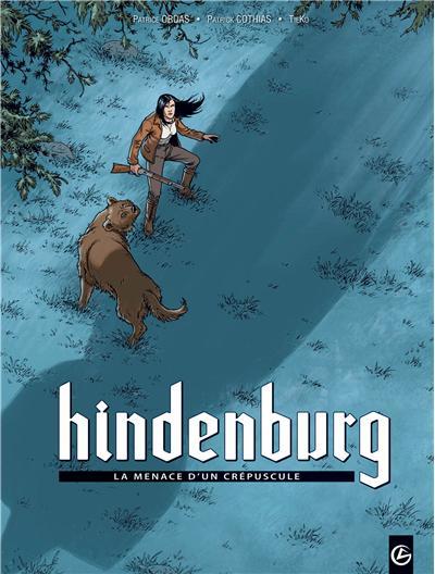 Hindenburg - volume 1 - La menace d'un crépuscule
