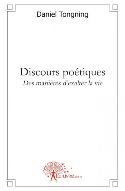 Discours poetiques