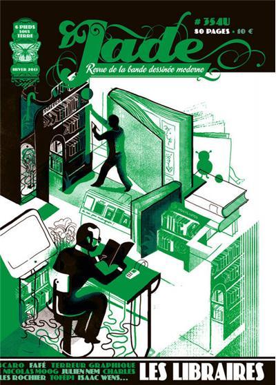 Jade 354U - Les libraires