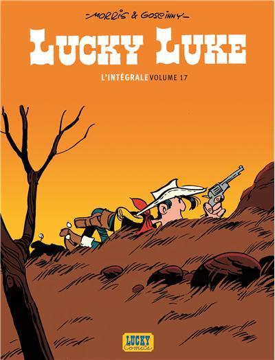 Lucky Luke - Intégrale Tome 17 : Lucky Luke