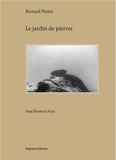 Le jardin des pierres : Chamonix 1976