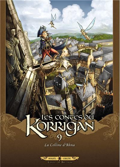 Les contes du korrigan t09 la colline d ahna