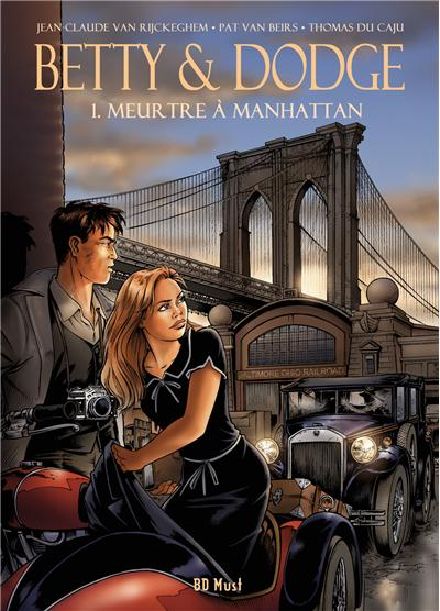 Meurtre à Manhattan