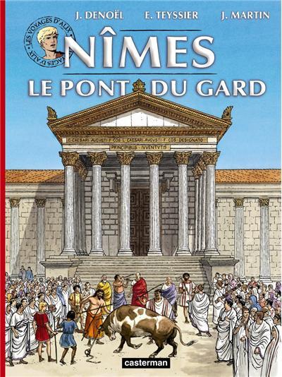 Nîmes et le pont du Gard