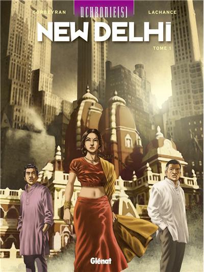 Uchronie[s] - New Delhi