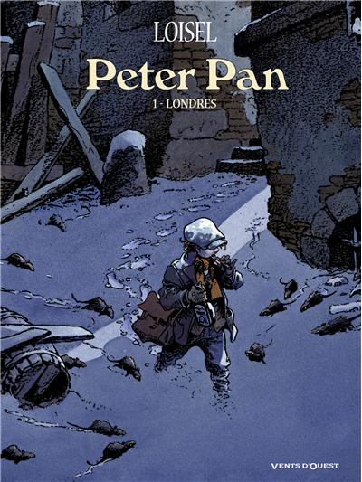 Peter Pan - tome 1