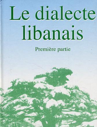Dialecte libanais,1