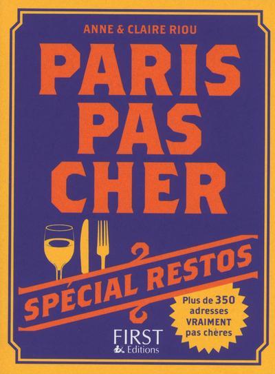 Paris pas cher 2013 - Spécial Restos